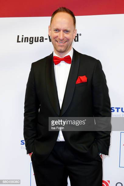 Daniel Termann attends the Victress Awards Gala on May 8 2017 in Berlin Germany
