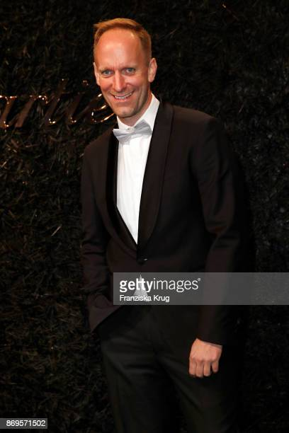 Daniel Termann attends the When the Ordinary becomes Precious #CartierParty at Old Power Station on November 2 2017 in Berlin Germany