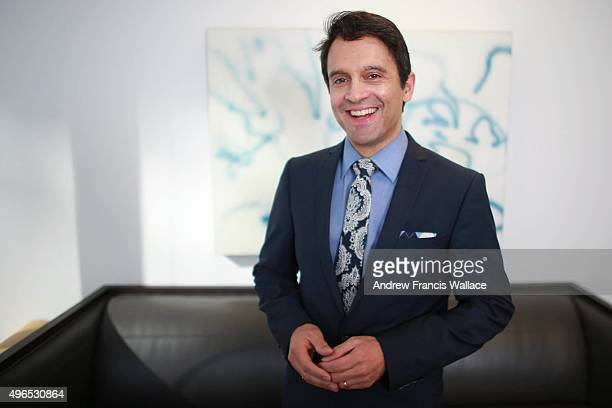 TORONTO ON OCTOBER 26 Daniel Tisch CEO of Argyle poses at the company's Bloor St office October 26 2015 Portrait to go with The Leader QA column for...