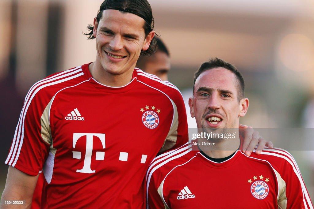 FC Bayern Muenchen - Doha Training Camp Day 3