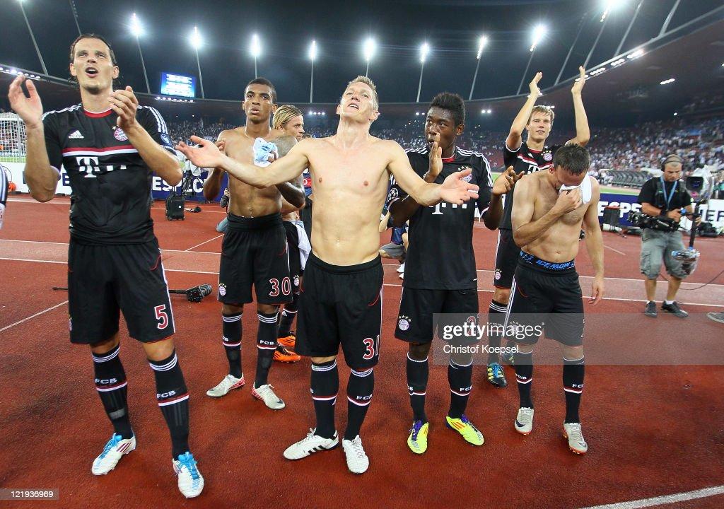 FC Zurich v FC Bayern Muenchen - UEFA Champions League Play-Off