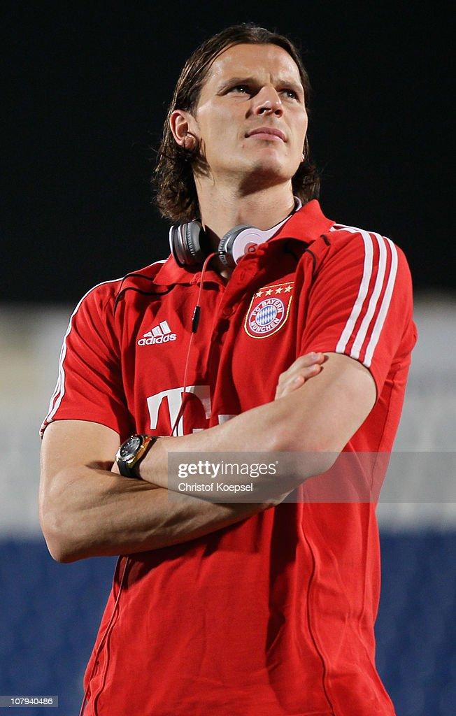 Al-Wakrah SC v FC Bayern Muenchen - Friendly Match