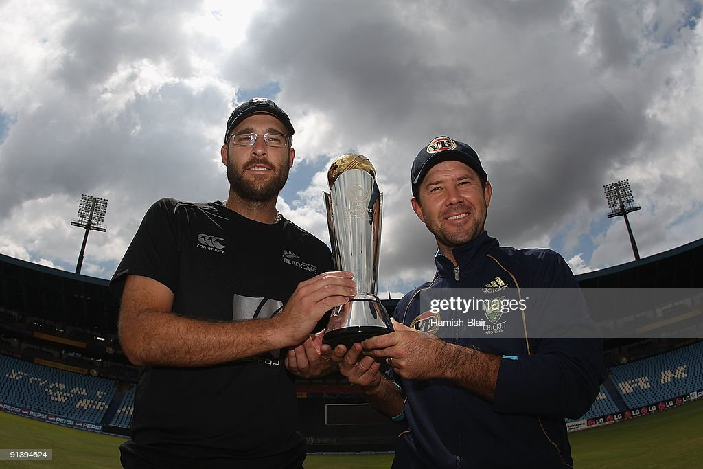 Australia V New Zealand ICC Final - Previews