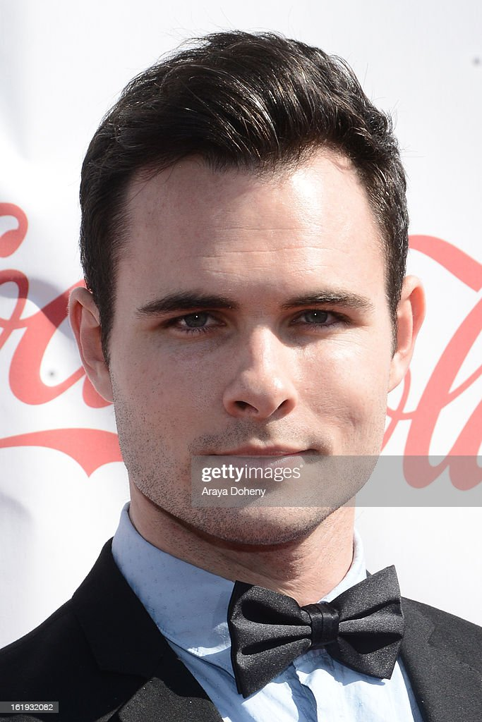 Daniel Vincent Gordh arrives at the 3rd Annual Streamy Awards at The Hollywood Palladium on February 17, 2013 in Los Angeles, California.