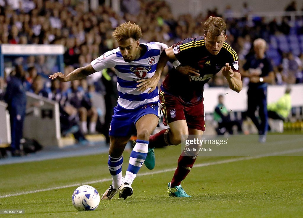 Reading v Ipswich Town - Sky Bet Championship