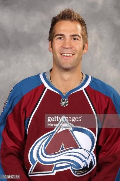 Daniel Winnik of the Colorado Avalanche poses for his official headshot for the 20102011 NHL season September 17 2010 in Denver Colorado