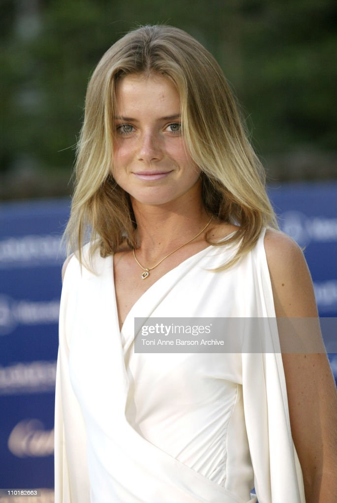 Daniela Hantuchova during 2003 Laureus World Sports Awards - Arrivals at Grimaldi Forum in Monte Carlo, Monaco.