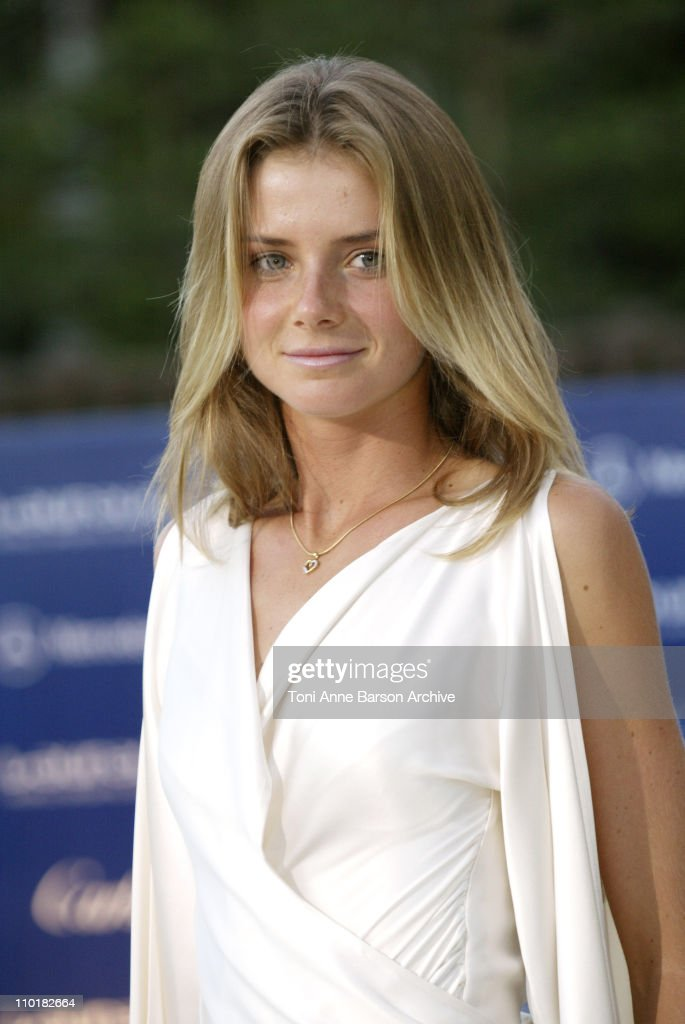 <a gi-track='captionPersonalityLinkClicked' href=/galleries/search?phrase=Daniela+Hantuchova&family=editorial&specificpeople=201969 ng-click='$event.stopPropagation()'>Daniela Hantuchova</a> during 2003 Laureus World Sports Awards - Arrivals at Grimaldi Forum in Monte Carlo, Monaco.