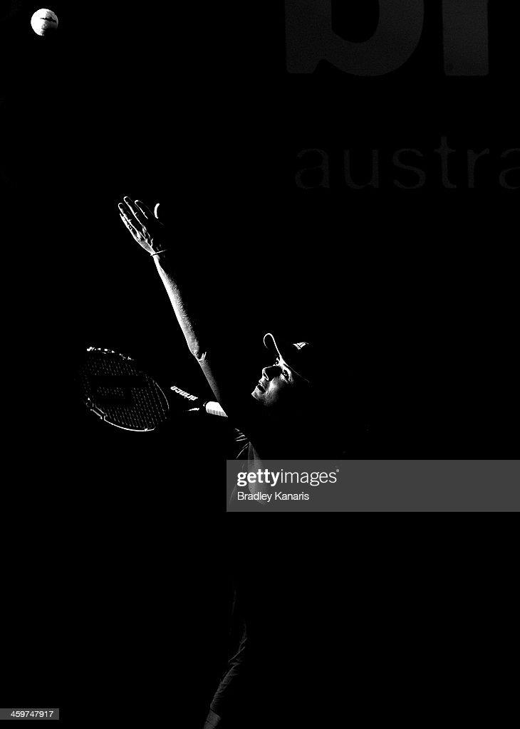 2014 Brisbane International - Day 2