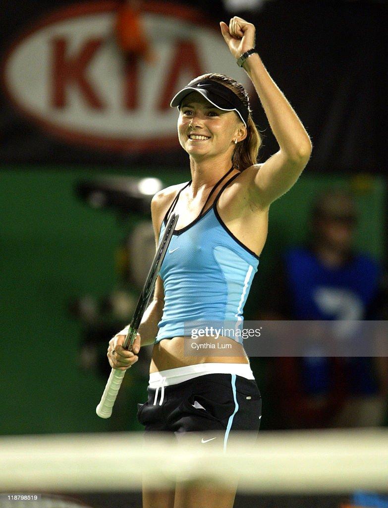 Australian Open 2006 - Women's Singles - Third Round - Serena Williams vs