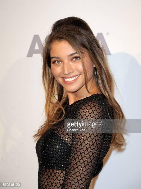 Daniela Lopez Osorio attends 20th Annual ASPCA Bergh Ball at The Plaza Hotel on April 20 2017 in New York City