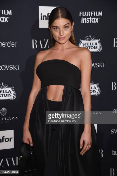 Daniela Lopez Osorio attends Harper's BAZAAR Celebration of 'ICONS By Carine Roitfeld' at The Plaza Hotel presented by Infor Laura Mercier Stella...