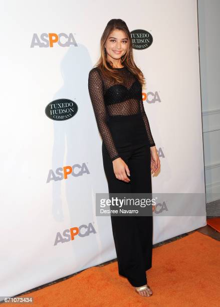 Daniela Lopez Osorio attends the 20th Annual Bergh Ball at The Plaza Hotel on April 20 2017 in New York City