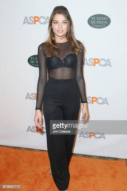 Daniela Lopez Osorio attends the ASPCA 20th Annual Bergh Ball at The Plaza Hotel on April 20 2017 in New York City