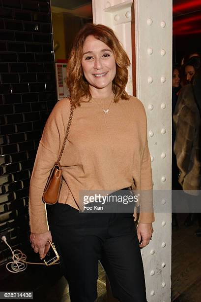 Daniela Lumbroso attends 'Black Whyte Party' by Edouard Nahum to celebrate his new Jewellery store in Aspen Colorado At VIP Room Theater on December...