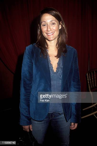 Daniela Lumbroso during Taittinger 2004 Culinary Awards Party at Hotel Concorde Lafayette in Paris France