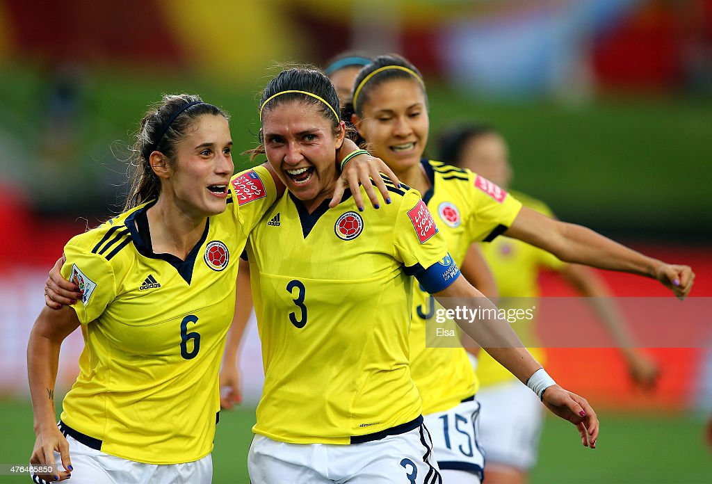 Colombia v Mexico: Group F - FIFA Women's World Cup 2015
