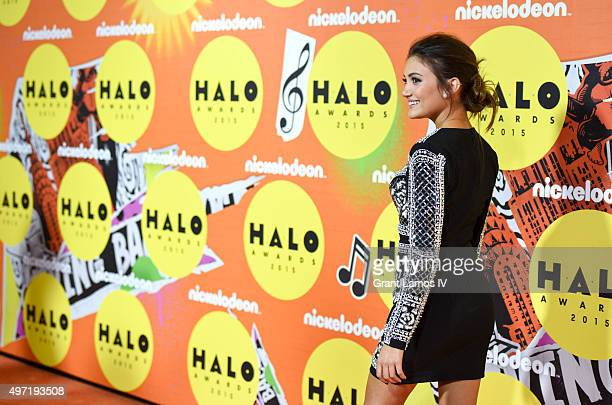 Daniela Nieves attends the 2015 Halo Awards at Pier 36 on November 14 2015 in New York City