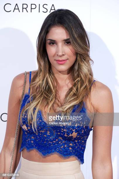 Daniela Ospina attends Carpisa photocall presentation at the Italian Embassy on May 9 2017 in Madrid Spain