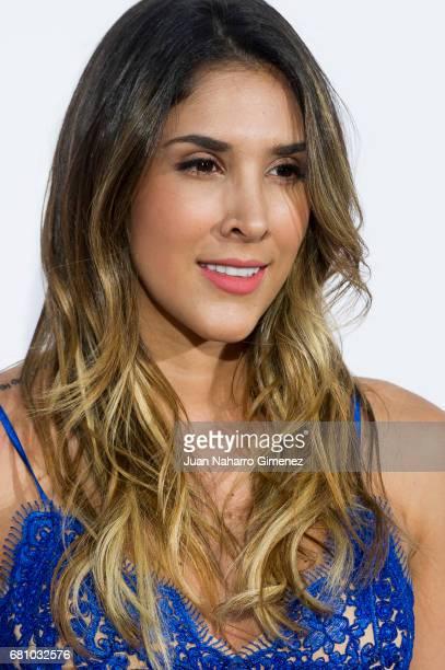 Daniela Ospina attends Carpisa presentation at Italian Embassy on May 9 2017 in Madrid Spain