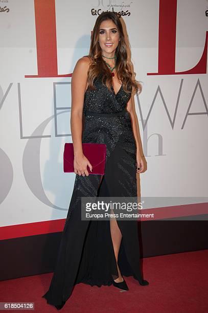 Daniela Ospina attends 'Elle Magazine' Awards 30th Anniversary at Circulo de Bellas Artes on October 26 2016 in Madrid Spain
