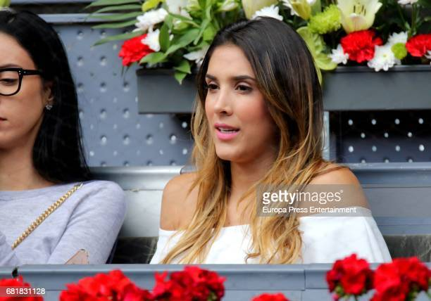 Daniela Ospina attends Mutua Madrid Open tennis at La Caja Magica on May 10 2017 in Madrid Spain