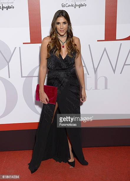 Daniela Ospina attends the ELLE 30th anniversay party at the Circulo de Bellas Artes on October 26 2016 in Madrid Spain