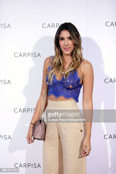 Daniela Ospina attends the opening of new Carpisa stores on May 9 2017 in Madrid Spain
