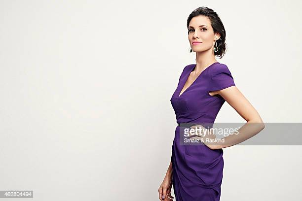 Daniela Ruah poses during the The 41st Annual People's Choice Awards at Nokia Theatre LA Live on January 7 2015 in Los Angeles California