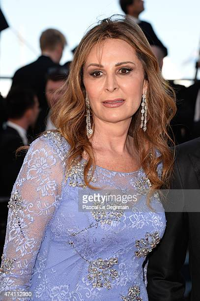 Daniela Santanche attends the Premiere of 'Youth' during the 68th annual Cannes Film Festival on May 20 2015 in Cannes France