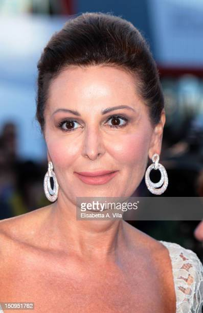Daniela Santanche attends 'The Reluctant Fundamentalist' Premiere and Opening Ceremony of the 69th Venice International Film Festival at Palazzo del...