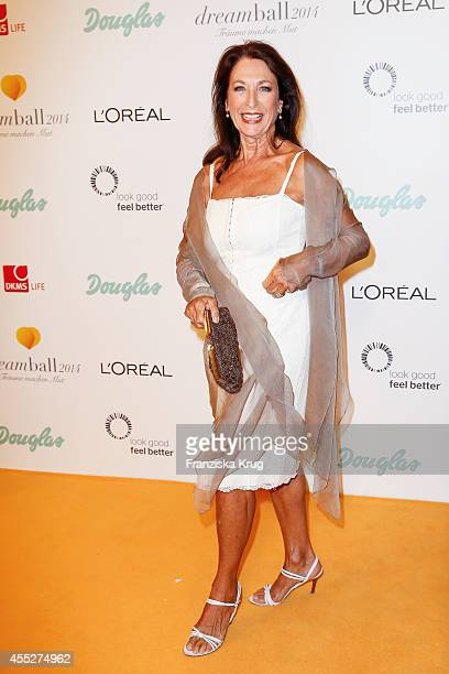 Daniela Ziegler attends the Dreamball 2014 at the Ritz Carlton on September 11 2014 in Berlin Germany