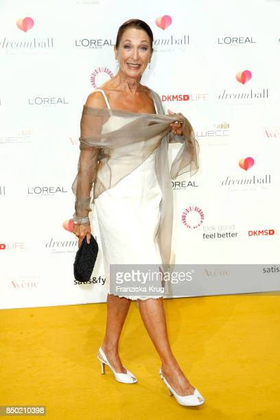 Daniela Ziegler attends the Dreamball 2017 at Westhafen Event Convention Center on September 20 2017 in Berlin Germany