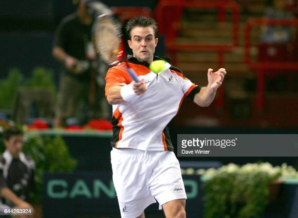 Daniele BRACCIALI Masters Series Paris Bercy 2006 ATP Photo Dave Winter / Icon Sport