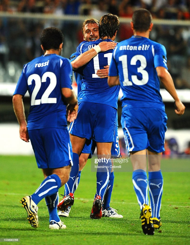 Italy v Faroe Islands - EURO 2012 Qualifier
