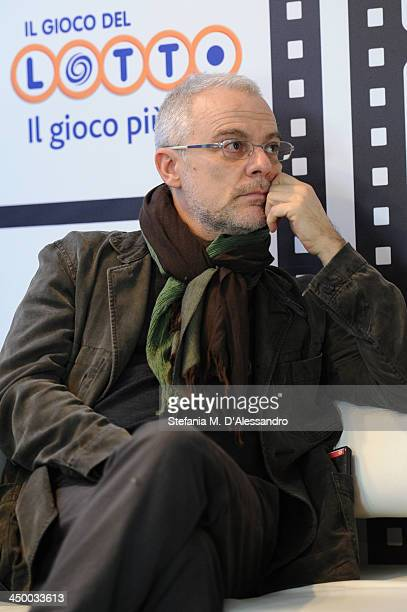 Daniele Luchetti attends the Casting Awards Ceremony during the 8th Rome Film Festival at the Auditorium Parco Della Musica on November 16 2013 in...