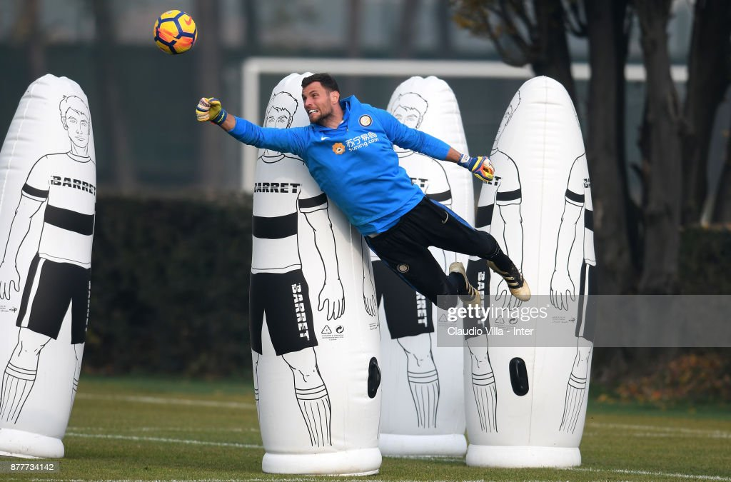 FC Internazionale Training Session