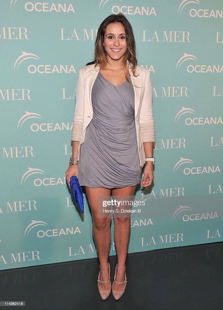 Daniella Fuentes attends World Ocean Day 2011 celebrated by La Mer and Oceana at Affirmation Arts on May 18, 2011 in New York City.