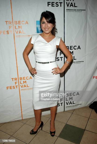 Daniella Monet during 2007 Tribeca Film Festival Premiere of 'Taking 5' at AMC Loews Theaters 34th Street in New York City New York United States