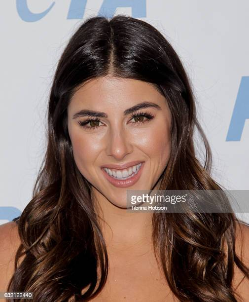 Daniella Monet hosts a special panel and discussion ''How To Make It In Vegan Fashion' at PETA Empathy Center on January 17 2017 in Los Angeles...