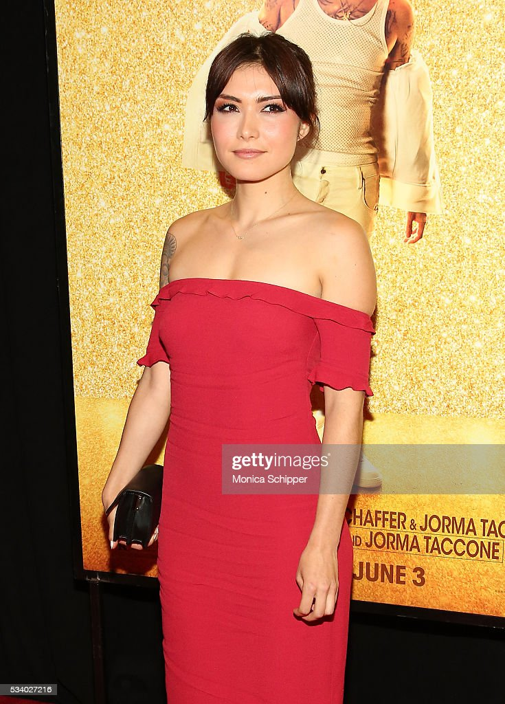 <a gi-track='captionPersonalityLinkClicked' href=/galleries/search?phrase=Daniella+Pineda&family=editorial&specificpeople=7729505 ng-click='$event.stopPropagation()'>Daniella Pineda</a> attends 'Popstar: Never Stop Never Stopping' New York Premiere at AMC Loews Lincoln Square 13 theater on May 24, 2016 in New York City.