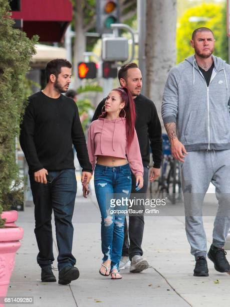 Danielle Bregoli is seen on May 09 2017 in Los Angeles California