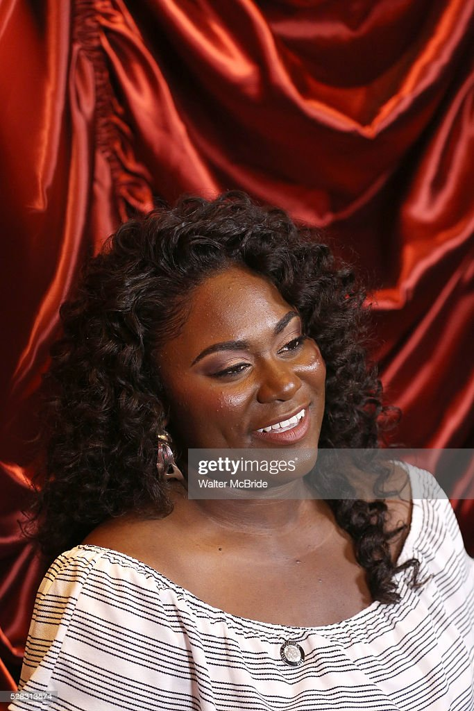 <a gi-track='captionPersonalityLinkClicked' href=/galleries/search?phrase=Danielle+Brooks&family=editorial&specificpeople=8868624 ng-click='$event.stopPropagation()'>Danielle Brooks</a> during the 2016 Tony Awards Meet The Nominees Press Reception at the Paramount Hotel on May 4, 2016 in New York City.