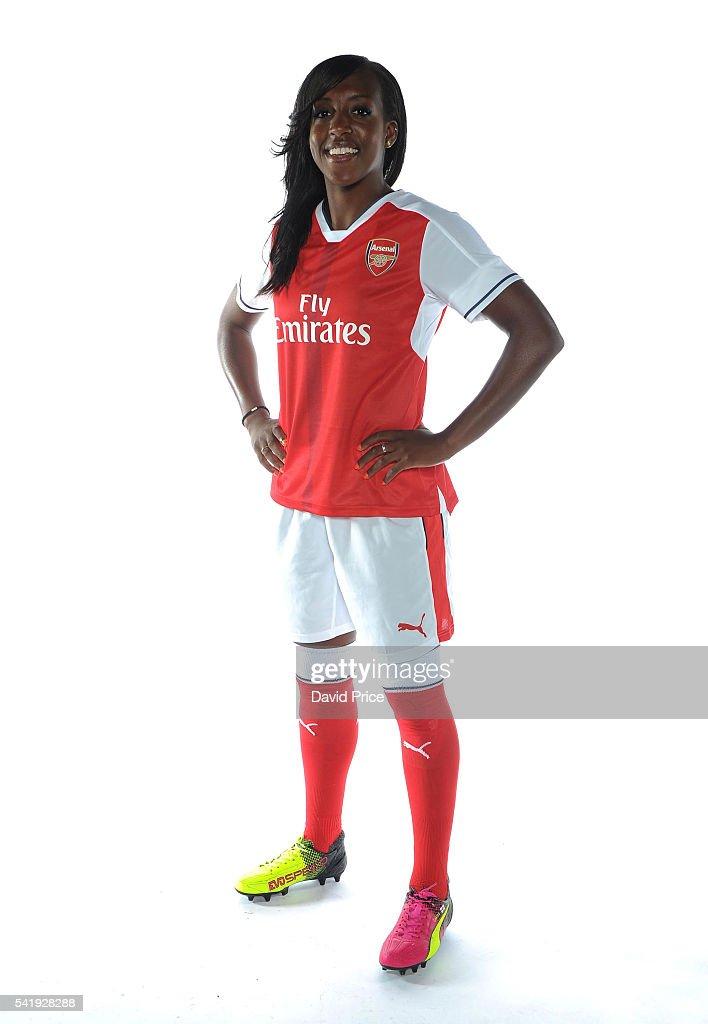 Arsenal Ladies Photocall