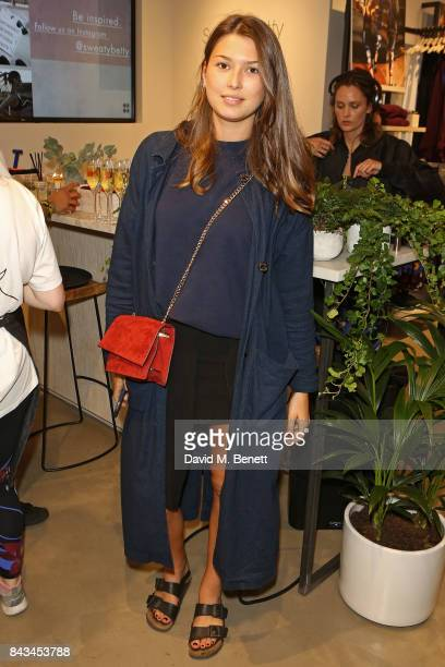Danielle Copperman attends the No1 Carnaby by Sweaty Betty flagship launch party on September 6 2017 in London England