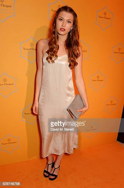 Danielle Copperman attends the Veuve Clicquot Business Woman Award at The Ballroom of Claridge's on May 9 2016 in London Englan