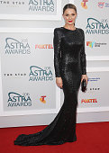 Danielle Cormack arrives at the 2015 ASTRA Awards at the Star on March 12 2015 in Sydney Australia
