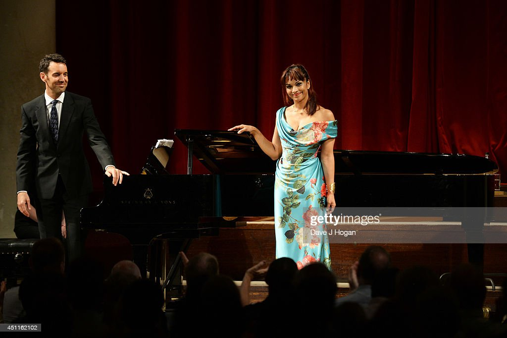 <a gi-track='captionPersonalityLinkClicked' href=/galleries/search?phrase=Danielle+De+Niese&family=editorial&specificpeople=5332933 ng-click='$event.stopPropagation()'>Danielle De Niese</a> performs in aid of The Sohana Research Fund at St John's Smith Square on June 24, 2014 in London, England.