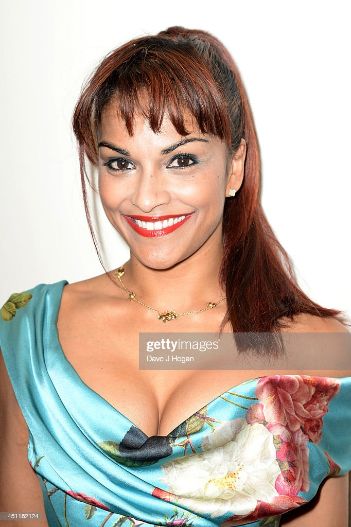 <a gi-track='captionPersonalityLinkClicked' href=/galleries/search?phrase=Danielle+De+Niese&family=editorial&specificpeople=5332933 ng-click='$event.stopPropagation()'>Danielle De Niese</a> poses backstage ahead of performing in aid of The Sohana Research Fund at St John's Smith Square on June 24, 2014 in London, England.