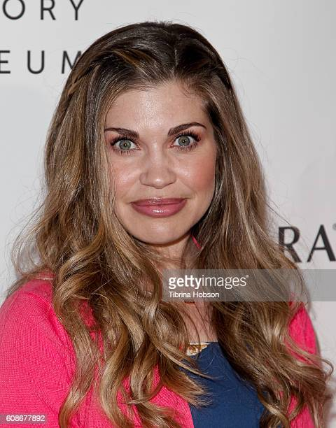 Danielle Fishel attends the 5th annual Women Making History Brunch at Montage Beverly Hills on September 17 2016 in Beverly Hills California